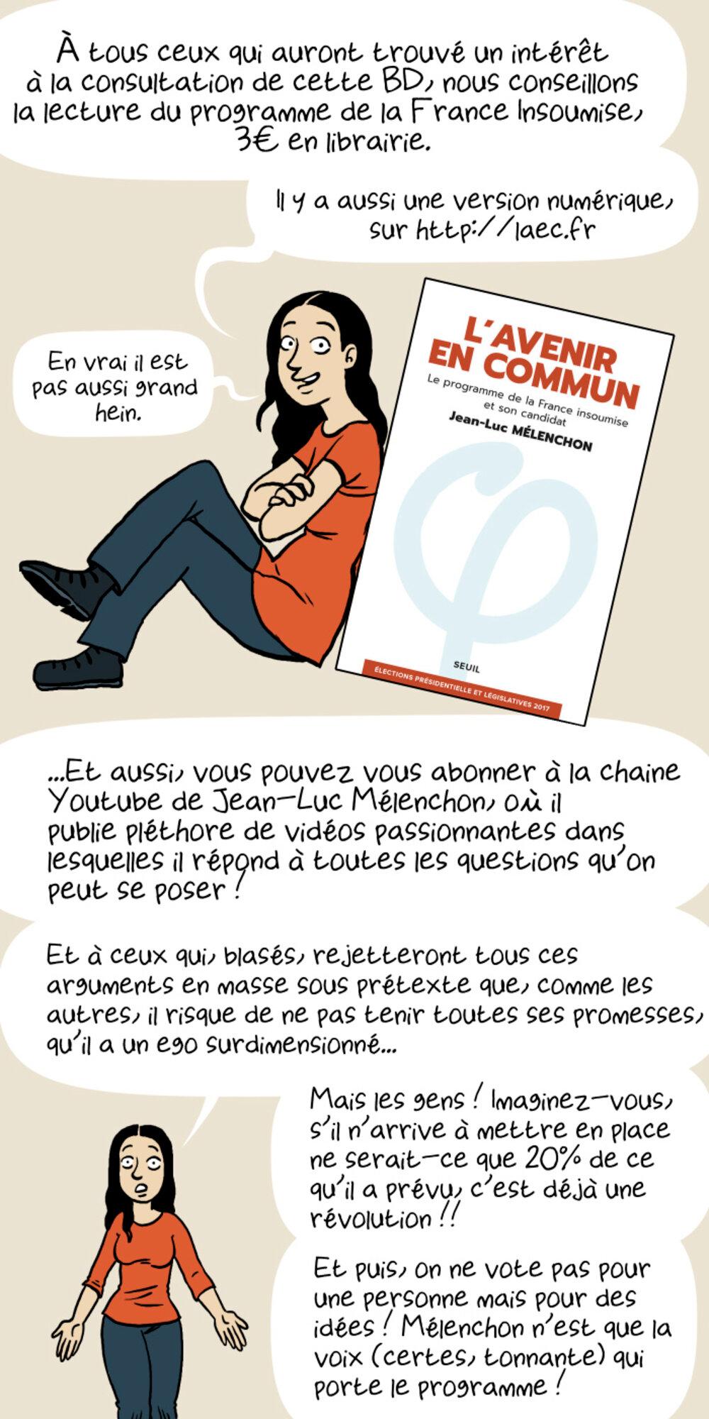 olivier tonneau blog lavenir commun bande dessinee debut