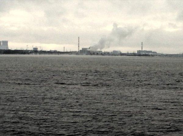 [Fuite de vapeur à la centrale de Leningrad (Sosnovy Bor - Russie ... - Mediapart