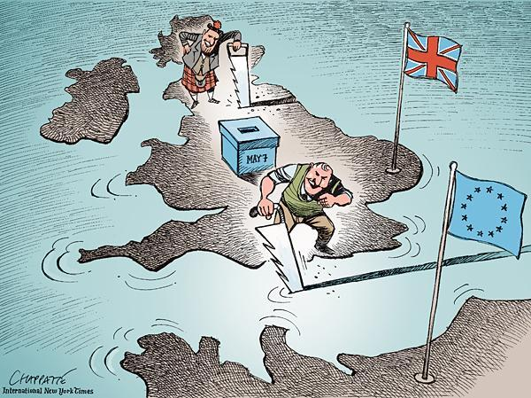 bill bryson brexit