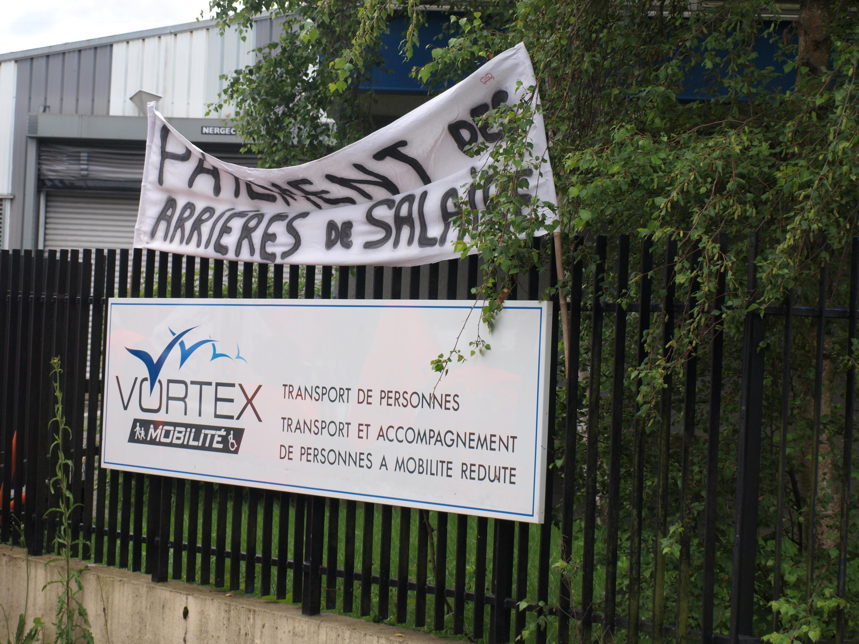 Elèves handicapés, salariés et collectivités subissent la méthode Vortex
