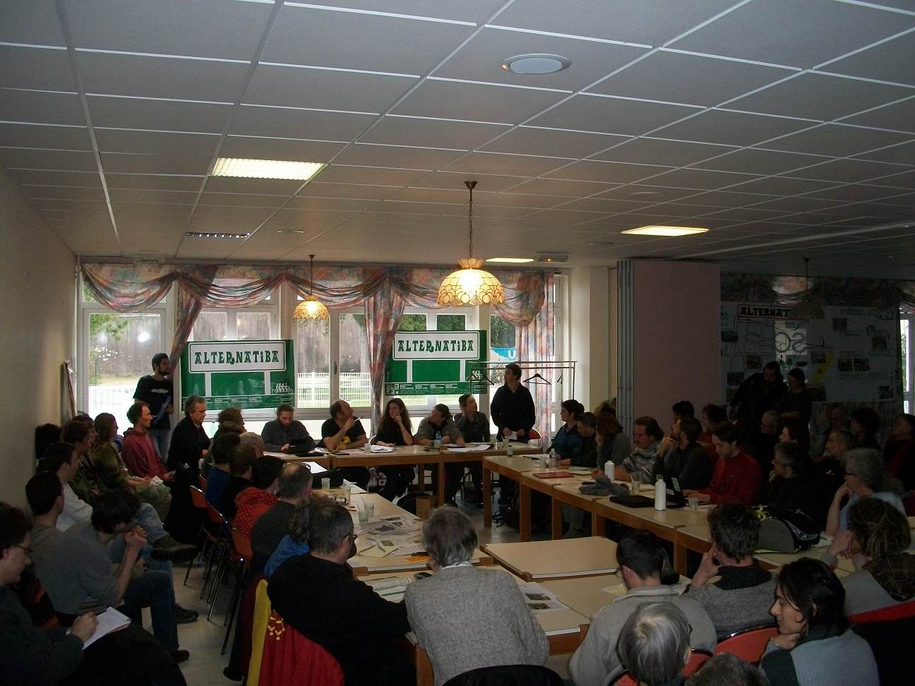 Coordination des Alternatiba à Nantes