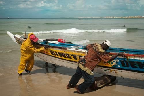 Retour de pêche à Dakar, Copyright Bastien Renouil
