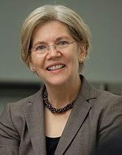 Elizabeth Warren, sénatrice du Massachussetts