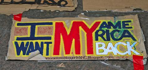 Cliquez sur l'image pour accéder au webdocumentaire «Occupy Wall Street».