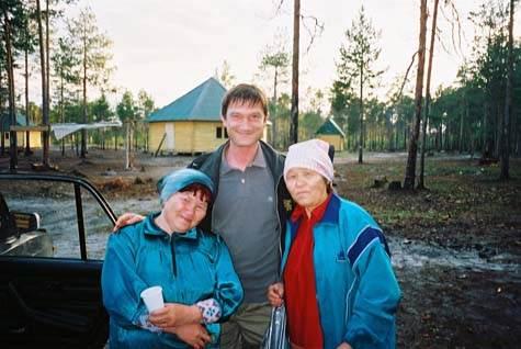 Mark en Russie