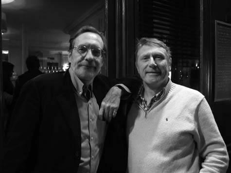 Avril 2010: Jean-François Leroy et François Lochon