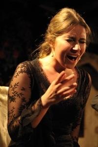 Rocio Marquez, cet hiver, à Flamenco en France