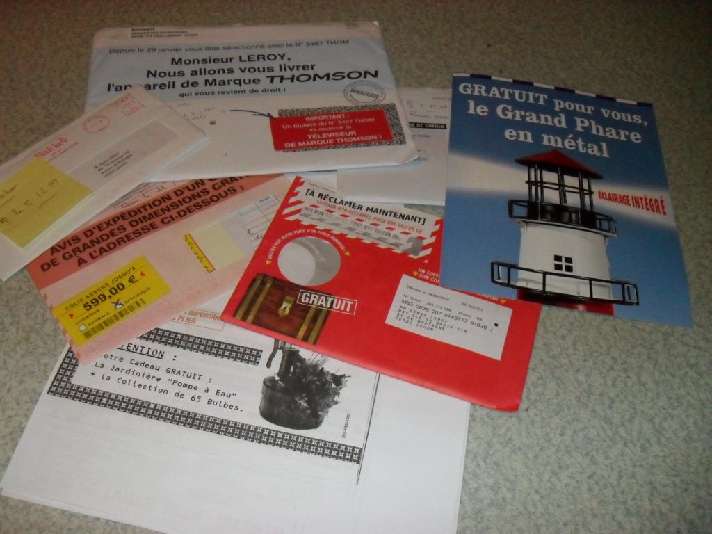 Les arnaques des jeux de la vente par correspondance le club de mediapart - Vente correspondance belgique ...
