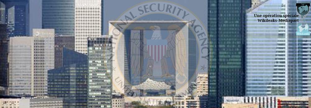 La NSA cible aussi l'économie française