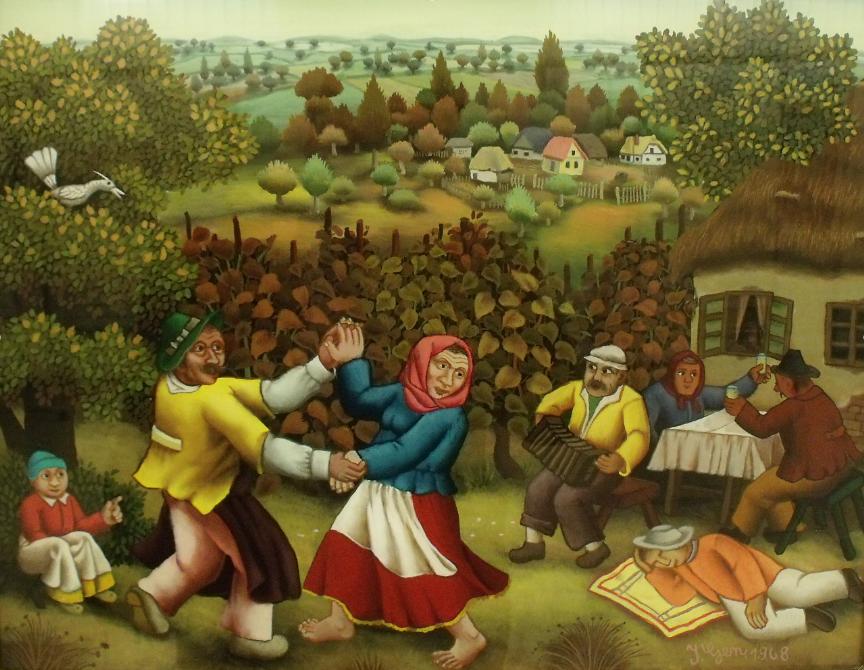 Danse des Vignes - Ivan Generalic