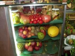 fruits et légumes de Crotone