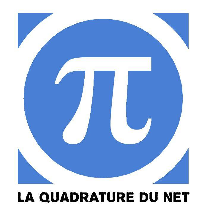 Logo la Quadrature du Net