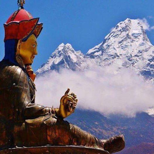 Om Ah Hum Vajra Guru Padma Siddhi Hum