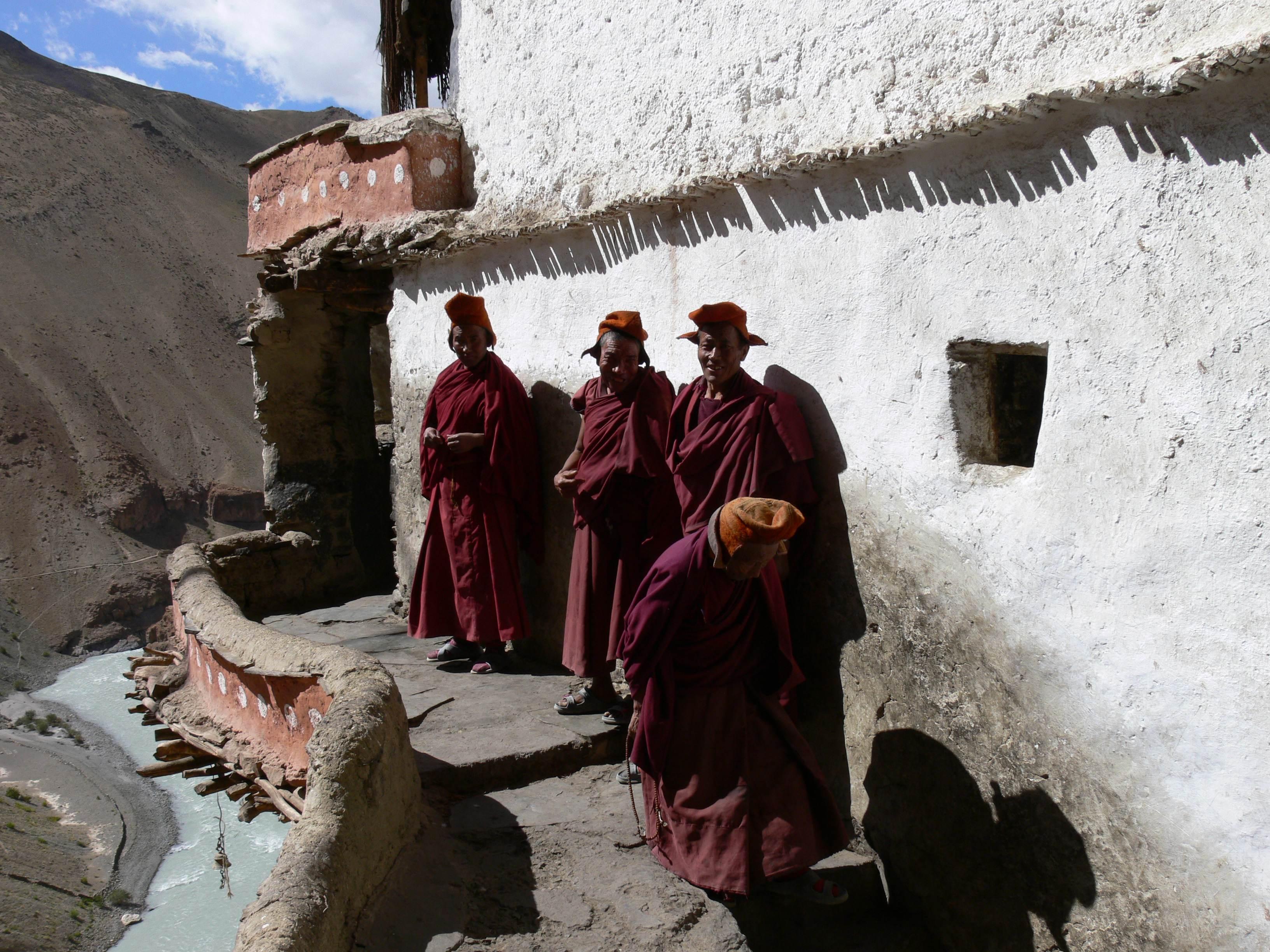 Pierre Guerrini tire la sonnette d'alarme : le Tibet se meurt - 13 novembre 2014 dans Tibet