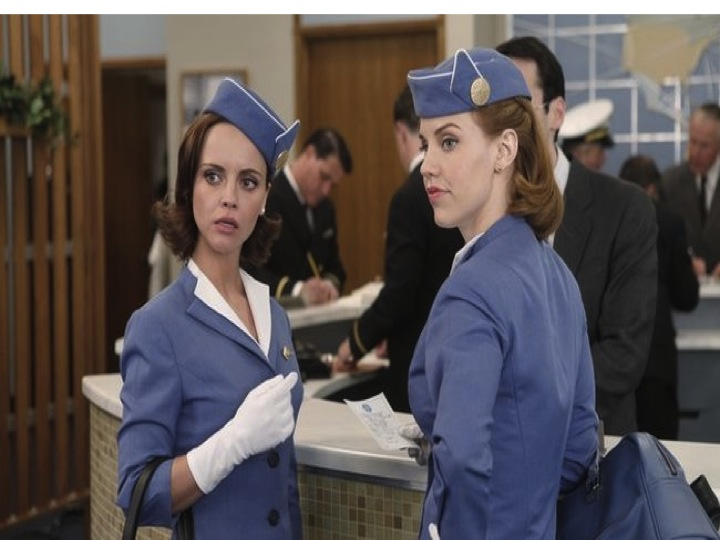 © Pan Am une série TV de Jack Orman avec Christina Ricci, Margot Robbie (2011)