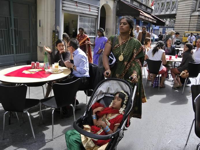 Fête de Ganesh, Paris 2013