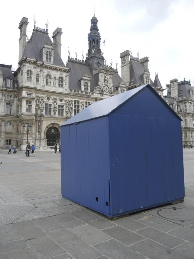 Mystère à l'Hôtel de Ville -12 juillet 2014