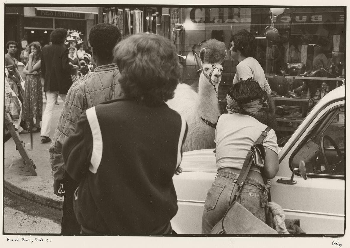 Rue de Buci - 1979