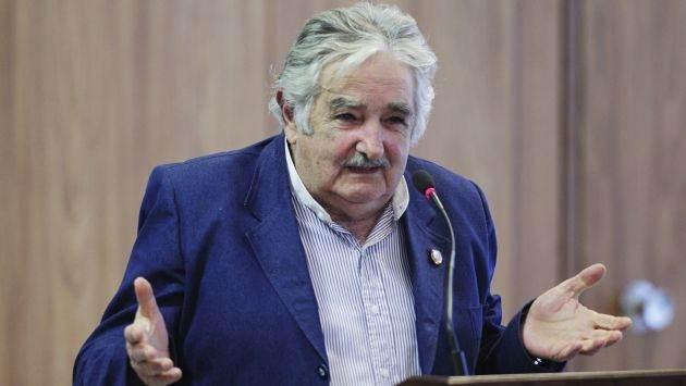 Le président uruguayen José Mujica