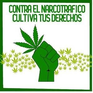 Une affiche à México.