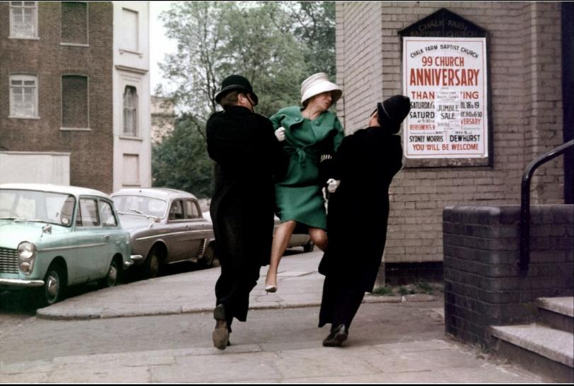 Colette Brosset dans Allez France 1964