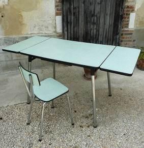 D 39 ici et d 39 ailleurs le club de mediapart - Table cuisine formica annee 50 ...
