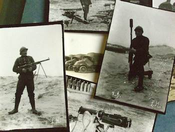 Photos de Pierre Helman, mon grand-père maternel.