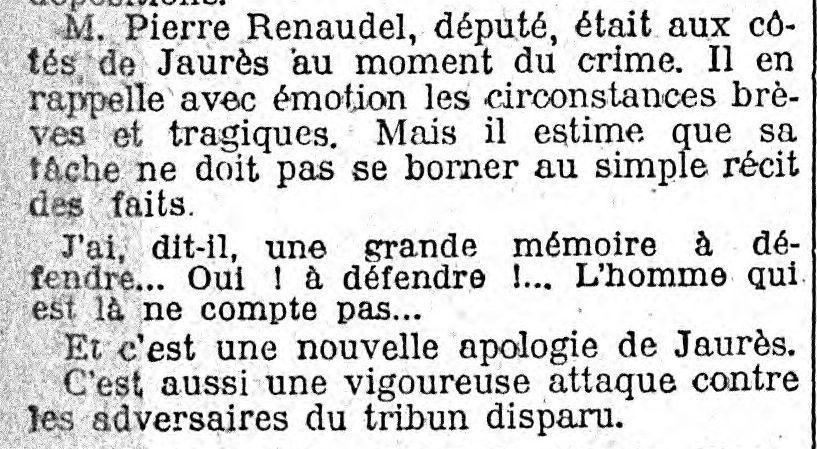 """Compte-rendu d'audience assez irrité dans """"Le Matin"""": l'homme «qui ne compte pas» est donc le minus Villain."""