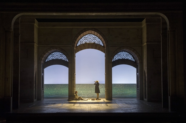 """""""L'Enlèvement au sérail"""" de Mozart, mis en scène par David McVicar au festival de Glyndebourne"""
