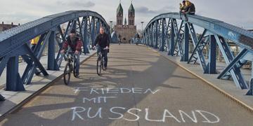 """La Paix avec la Russie""... on en rêve..."