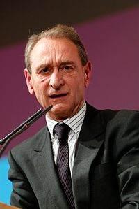 Bertrand Delanoë, en 2008