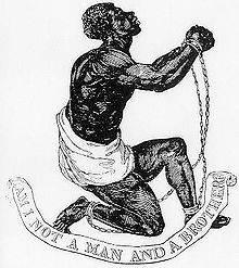 Médaillon abolitionniste britannique (1795)