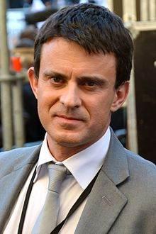 Manuel Valls en mai 2012