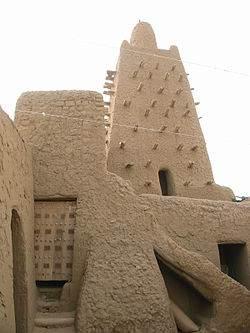 Mosquée Djingareyber à Tombouctou