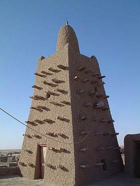Minaret de la mosquée Djingareyber