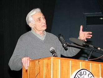 Howard Zinn en 2004