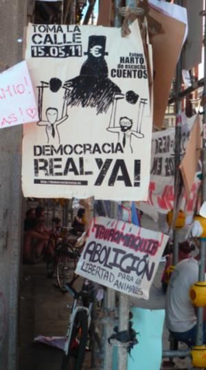 Puerta del Sol, à Madrid