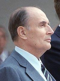 François Mitterrand en 1984