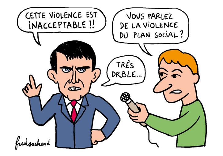 airfrance_valls climat social dans France