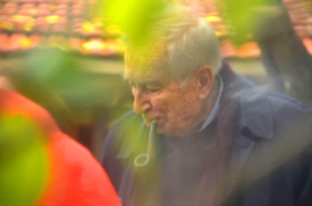 Alp Selek, 84 ans, père de Pinar et avocat
