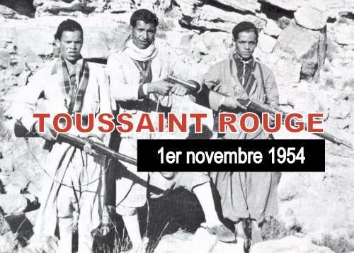 1er novembre 1954: la Toussaint rouge