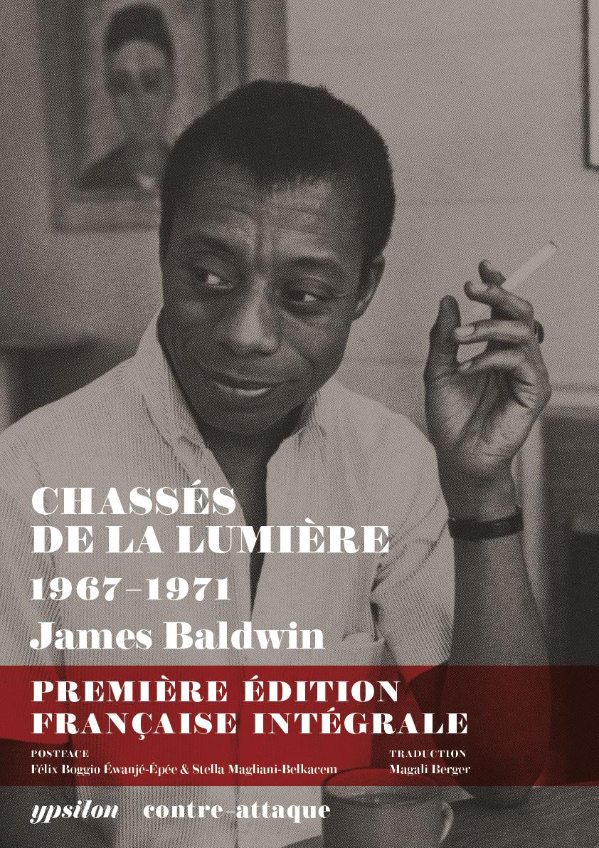 Chassés de la lumière, James Baldwin
