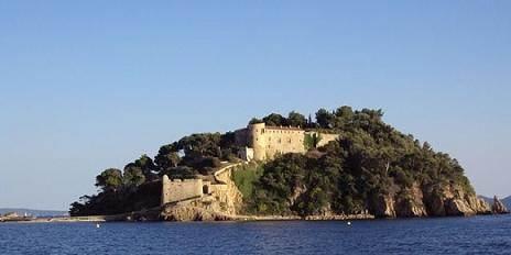 Le Fort de Brégançon