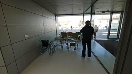 A l'hôpital de Roanne