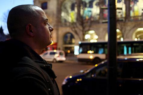 Yonathan Avishai à Paris