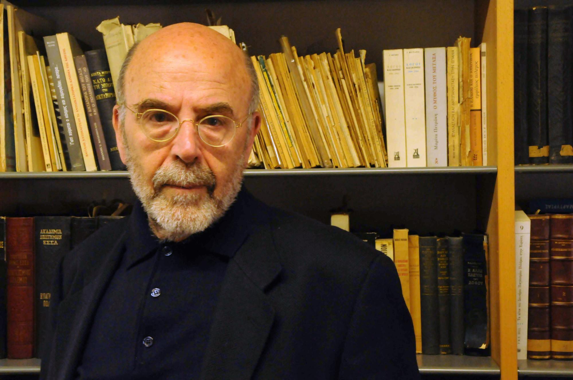 Antonis Liakos, historien : « Syriza se regarde encore dans le miroir » - Page 1 | Mediapart - Liakos