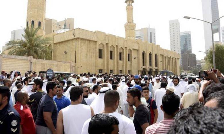 L'attentat contre une mosquée chiite de Koweit City a fait 27 morts vendredi 26 juin.