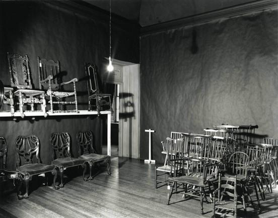 Raid the Icebox, installation réalisée par Andy Warhol au RISD Museum Decorative Arts.