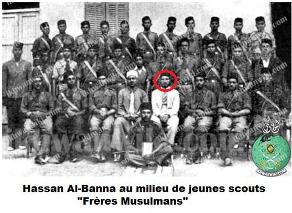 01-Hassan_Al_Banna_ScoutFM.png Al Tanzim Al Khas dans Associations