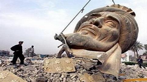 detruire_les_statues Communautarisme dans Mosquee dans la cite